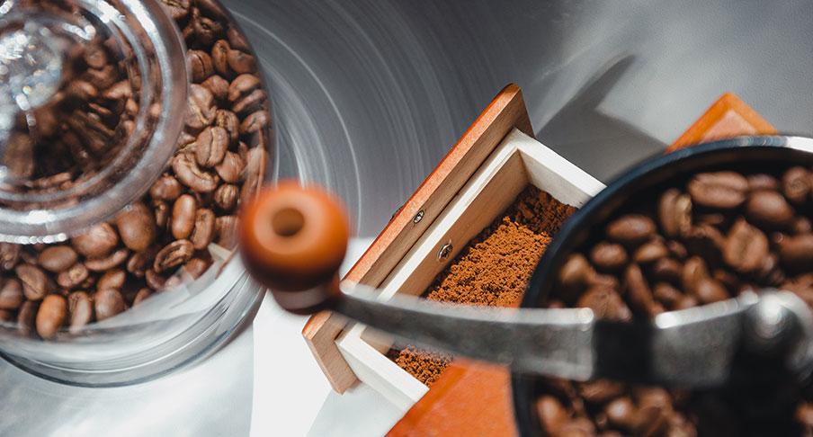 Bäst kaffekvarn